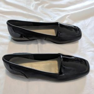 Enzo Angiolini Shoes - Enzo Angiolini patent & leather dress shoes